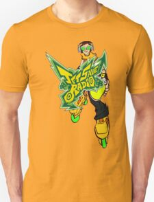 Jet Save Radio Unisex T-Shirt