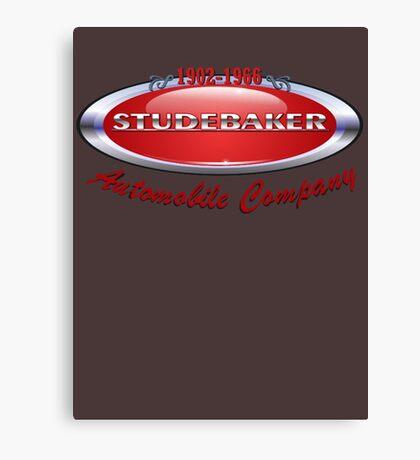 Studebaker  badge T Shirt  Canvas Print