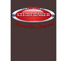 Studebaker  badge T Shirt  Photographic Print