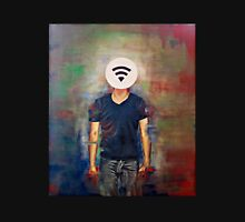 Wifi-Head / 21st Century Identity (What's your wifi password) Unisex T-Shirt