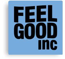 Feel Good Inc. Logo (Gorillaz) Canvas Print