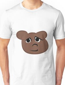 kind-hearted bear Unisex T-Shirt