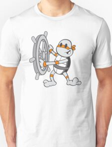 Steamboat Mikey Unisex T-Shirt