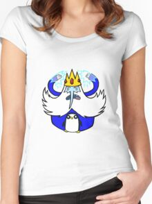 You've Raised My Frosty Dander! Women's Fitted Scoop T-Shirt