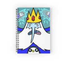You've Raised My Frosty Dander! Spiral Notebook