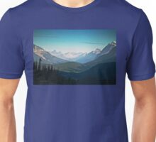 Valley, Banff National Park - Canadian Rockies - Alberta Unisex T-Shirt