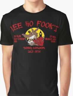 Lee Ho Fook's Graphic T-Shirt