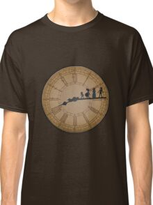 Stained Glass on the Clock Tower Classic T-Shirt