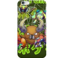Bug Trainer iPhone Case/Skin