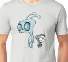 Invader Darko Unisex T-Shirt