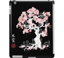 forest spirits sumi-e iPad Case/Skin