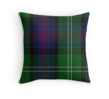 00072 Sutherland Clan/Family Tartan  Throw Pillow