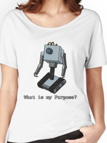 What is my Purpose? Women's Relaxed Fit T-Shirt