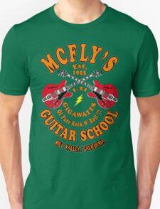 McFly's Guitar School Colour T-Shirt