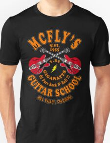McFly's Guitar School Colour Unisex T-Shirt
