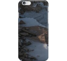 Railroad Spike and Ice iPhone Case/Skin