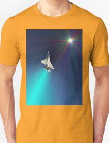 Shoot For The Sky - USAF F15D Design Unisex T-Shirt