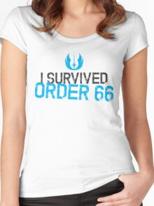 LIMITED EDITION - ORDER 66 Women's Fitted Scoop T-Shirt