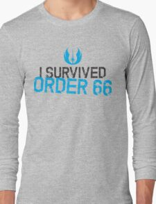 LIMITED EDITION - ORDER 66 Long Sleeve T-Shirt