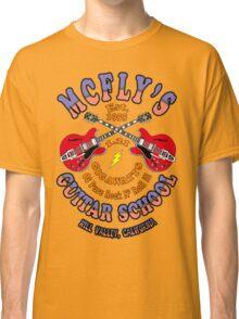 McFly's Guitar School Colour 2 Classic T-Shirt