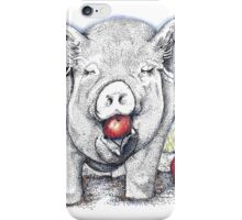 Lunch and a Spa Treatment iPhone Case/Skin