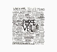 Pierce the Veil Fan Art 3 Unisex T-Shirt