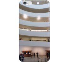 Solomon Guggenheim Museum iPhone Case/Skin