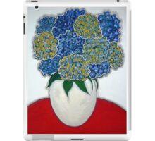 """Ortensie Blu"" Blue Hydrangeas iPad Case/Skin"