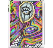 Twisted Reality  iPad Case/Skin