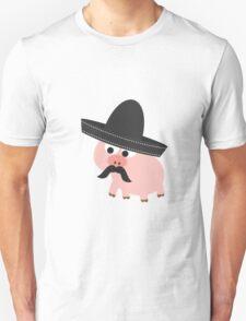Cerdito Bandito Pig T-Shirt