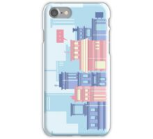 Colorful Cityscape iPhone Case/Skin