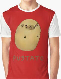 pug tato Graphic T-Shirt