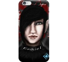 Enkiel  iPhone Case/Skin