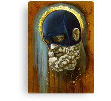 """Masked Hercules"" Canvas Print"