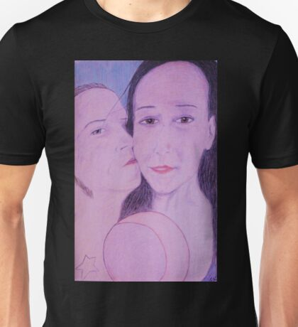 The kiss of Appreciation Unisex T-Shirt