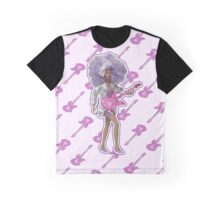 I am a Purple Hologram. Graphic T-Shirt