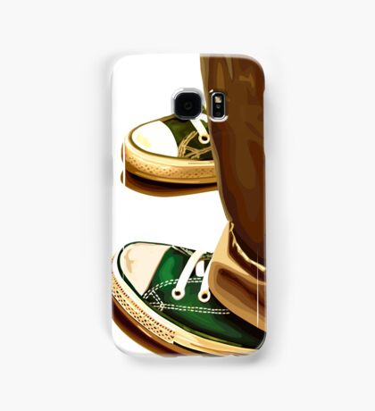 All Star running shoes Samsung Galaxy Case/Skin