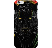 Panther of Daydreams (Alternate) iPhone Case/Skin
