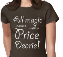 Once Upon A Time Womens Fitted T-Shirt