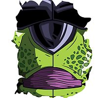 Cell's Reveal by justacramp