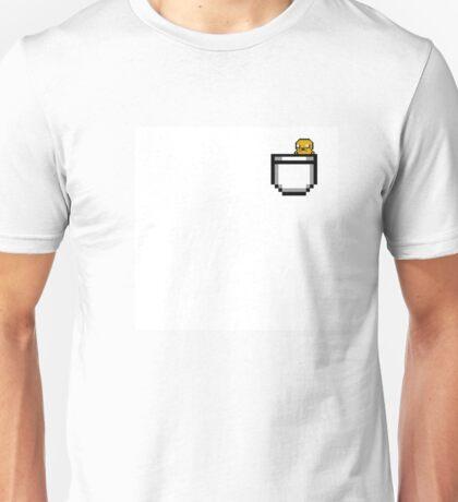 Jake In a Pocket! Unisex T-Shirt