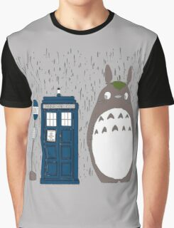 Allons Totoro TG Graphic T-Shirt