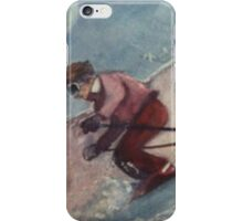 SKI, SKI(C1984) iPhone Case/Skin
