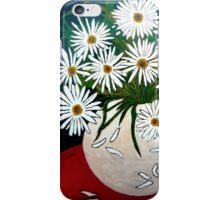 """Fiori Bianchi"" White Flowers iPhone Case/Skin"