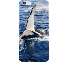 A Whale Of A Time iPhone Case/Skin