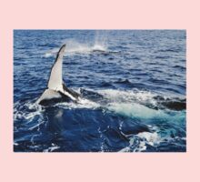 A Whale Of A Time One Piece - Long Sleeve
