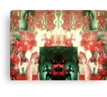 Temple Of No Men Canvas Print