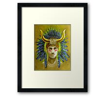 """Theseus"" Framed Print"