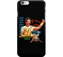 Rafa 9 times champion iPhone Case/Skin