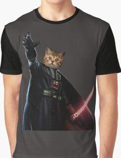 Kitty Darth Vader Starwars [TW] Graphic T-Shirt